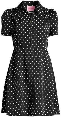Kate Spade Cabana Polka Dot Dress