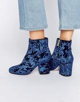 Kitten Heel Ankle Boots - ShopStyle