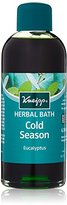 Kneipp Herbal Bath, Value Size, Cold Season Relief, Eucalyptus, 6.76 fl. oz.