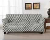 Great Bay Home Brenna Strapless Sofa Slipcover