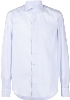 Canali Slim-Fit Dress Shirt