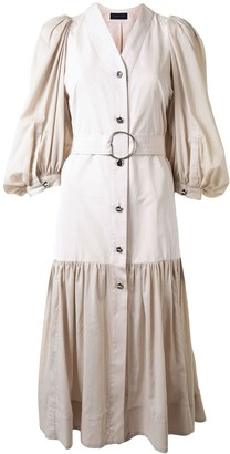 Eudon Choi Margherita midi dress