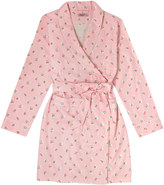 Cath Kidston Floral Spot Short Dressing Gown