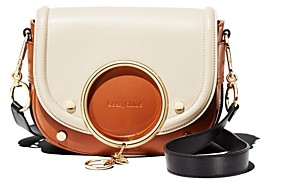 See by Chloe Mara Color-Block Leather Crossbody