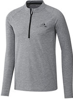 adidas Men's ClimaLite® Half-Zip Shirt
