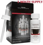 Nioxin Minoxidil Hair Regrowth Treatment for 2% Women, 6 Ounce