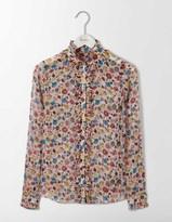 Boden Grace Silk Shirt