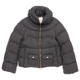 Moncler Woolen Down Jacket