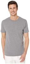 O'Neill Blank Modern Pocket Tee (Heather Grey) Men's Clothing