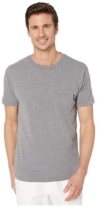 O'Neill Blank Modern Pocket Tee (Black) Men's Clothing