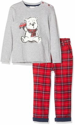 Chicco Boy's Completo T-Shirt Con Pantaloni Lunghi Clothing Set