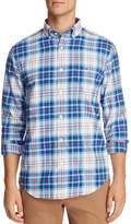 Vineyard Vines Harbor Watch Plaid Regular Fit Button-Down Shirt