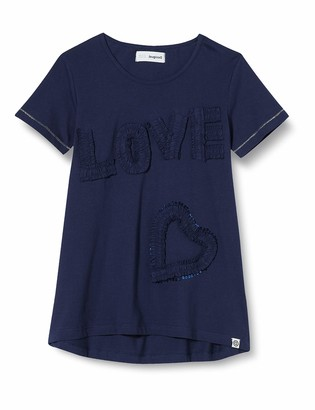 Desigual Girl's Ts_Crawley T-Shirt
