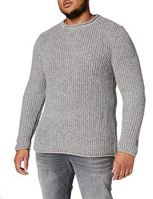 New Look Men's Knitted Jumper,XX-Large