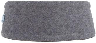 Prada Logo-Patch Elasticated Headband