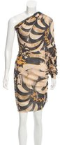 Emilio Pucci Silk Printed Dress