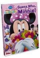 Disney Guess Who, Minnie! Board Book