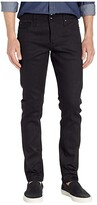 The Unbranded Brand Tight in 11 oz Solid Black Stretch Selvedge (11 oz Black Stretch Selvedge) Men's Jeans