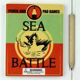 Nest Pad And Pencil Sea Battle Game
