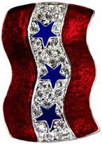 Stars & Stripes Products Three Stars Service Banner Brooch/Pin