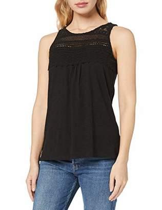Esprit Women's 069ee1k036 Vest,X-Large