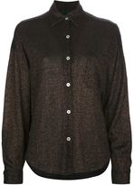 Jean Paul Gaultier Vintage glittered shirt
