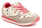 Hanna Andersson Girls' Jamie-g-ha Canvas Sneaker.