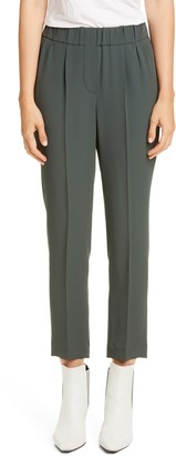 Brunello Cucinelli Pull-On Ankle Pants