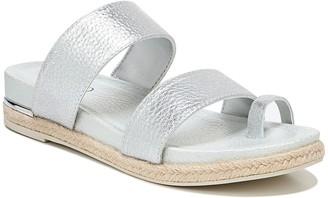Franco Sarto Toe-Strap Leather Sandals - Bolivia