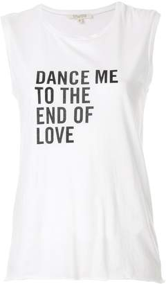 Nili Lotan Dance print tank top