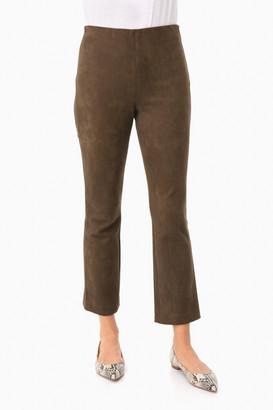 Tuckernuck Olive Suede Ashford Pants