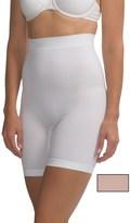 Ellen Tracy Seamless High-Waist Shaping Shorts - 2-Pack (For Women)