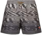 Missoni Dégradé Stripe Swim Shorts