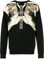 Marcelo Burlon County of Milan printed sweatshirt - men - Cotton - XS