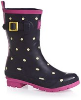 Joules Mid Height Printed Wellington Boots