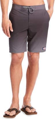 Vineyard Vines Long Beach Striped Board Shorts