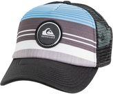 Quiksilver Striped Vee Trucker Hat