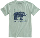 Lucky Brand Cool Window 'Golden State' Tee - Boys