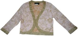 Salvatore Ferragamo Pink Cotton Top for Women Vintage