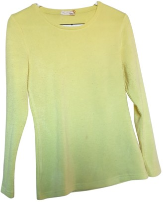 American Vintage Yellow Knitwear for Women