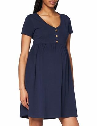 Mama Licious Mamalicious Women's MLSANDRA S/S Jersey Short Dress A