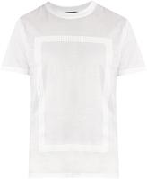Calvin Klein Collection Pelzan short-sleeved T-shirt