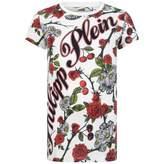 Philipp Plein Philipp PleinGirls Red Roses Dress