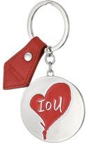 Vivienne Westwood Heart Key Ring Pendants Pins