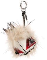 Fendi 2015 Flurry Monster Bag Bug Charm