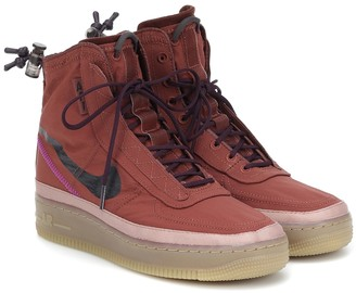 Nike Air Force 1 Shell high-top sneakers