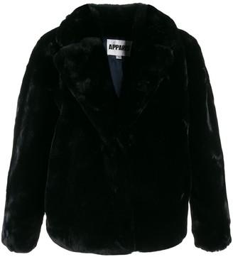 Apparis Faux-Fur Jacket