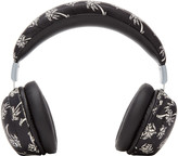 Dolce & Gabbana Black Palm Tree Headphones
