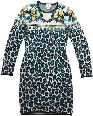 ALICE by Temperley Blue Wool Dress for Women