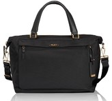 Tumi Ruth Soft Sided Nylon Briefcase - Black